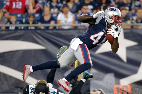 Sunday NFL Thoughts: The Patriots have just 1 open spot on the 53-man roster