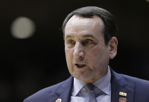 Duke coach Krzyzewski undergoes knee replacement surgery The Associated Press