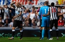 Newcastle United 0-2 Tottenham Hotspur - Shelvey sees red in first day disappointment