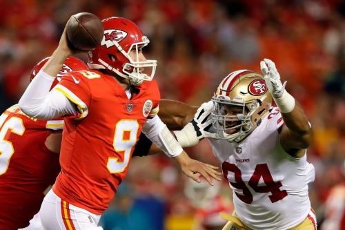 Pro Football Focus grades Solomon Thomas highest among 49ers players