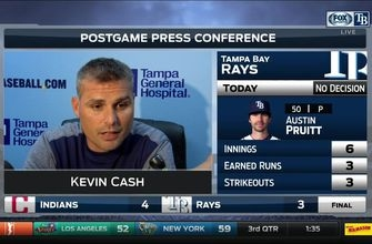 Kevin Cash: We're capable of getting hot, we just haven't done it yet