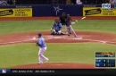 WATCH: Austin Jackson's 8th-inning homer gives Indians the lead