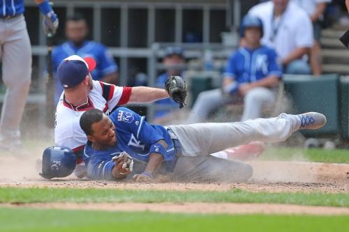 Royals 14, White Sox 6: Rebuilding resumes