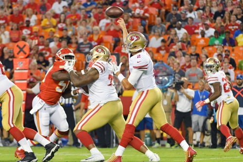 Niners Nation DOOM Index: We officially have 49ers football, folks