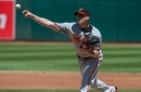 Orioles can't overcome A's five run fourth inning in 9-3 loss