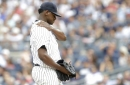 Luis Severino's awful day a reminder of his painful past