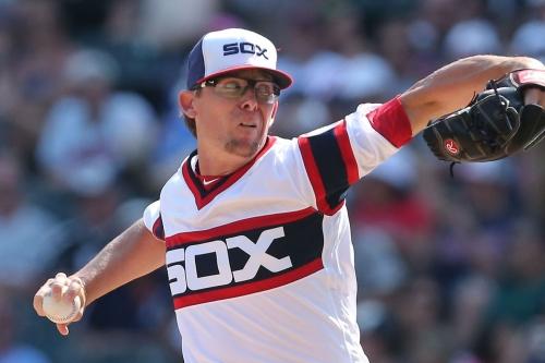 White Sox trade Tyler Clippard to Astros