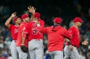 Angels storm back with 4-run 7th on way to 6-5 victory over Mariners, their 34th comeback of 2017