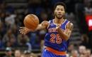 NBA 2K18 low-balls Cavs' Derrick Rose