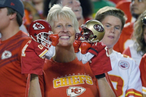 Photos from 49ers preseason week 1 win over Kansas City Chiefs
