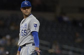Royals look to carry momentum to Oakland