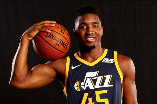 The Downbeat - Donovan Mitchell: All-Defensive Team Candidate?