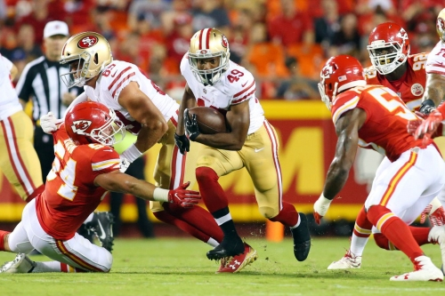 Breaking down Chiefs first preseason game: Marcus Rush, hype or substance?