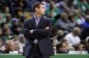 Boston Celtics coach Brad Stevens talks recruiting Gordon Hayward, playing Ms. Pac-Man (report)