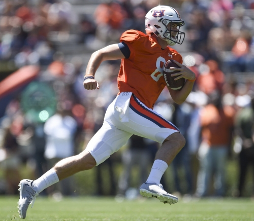 What decision to name Jarrett Stidham starting QB means for Auburn