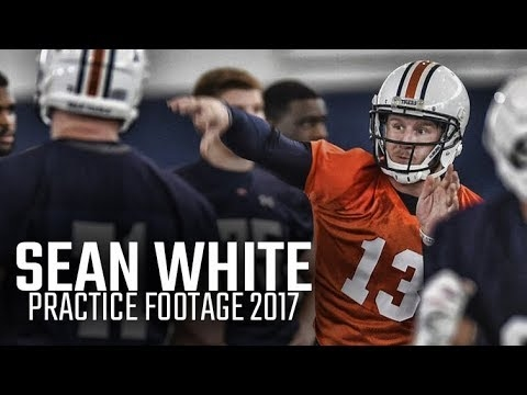 What is next for Sean White at Auburn?