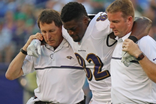 "Ben Watson says the Achilles tear was the, ""Toughest injury I've been through,"""