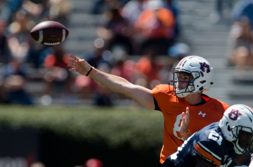 And what now?: Stidham now gets to prove he's as good as advertised