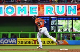 Florida Midday Minute: Giancarlo Stanton on verge of breaking Marlins record