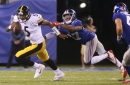 Steelers rookie Joshua Dobbs took his lumps like only a backup QB can in the preseason