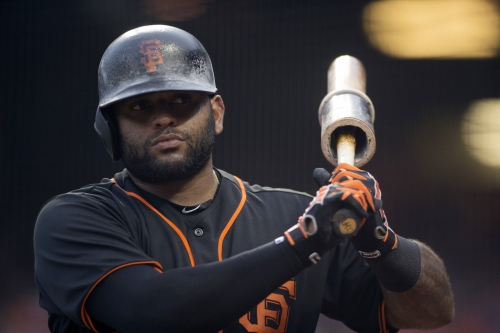 Pablo Sandoval on his time with the Red Sox: 'I just never felt comfortable in Boston'