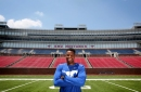 From doubted to undeniable: Courtland Sutton is back at SMU to help complete Mustangs' turnaround