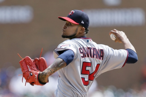 MLB trade rumors: Mariners have tried to acquire Twins' Ervin Santana