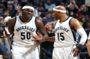 Zach Randolph, Vince Carter face Grizzlies on New Year's Eve