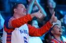 The Knicks' full 2017-18 schedule has been released