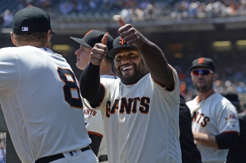 Giants notes: Bochy relying on Pablo Sandoval to bring energy — and right-handed production, too