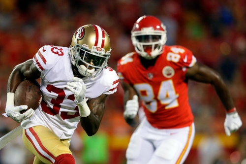 Rashard Robinson shows how to forget a bad start to a game