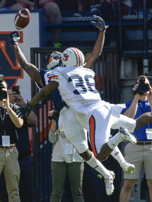 Former Auburn defensive back Michael Sherwood lands at Division II school