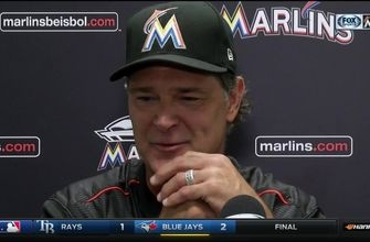 Don Mattingly on Stanton: This is an amazing run
