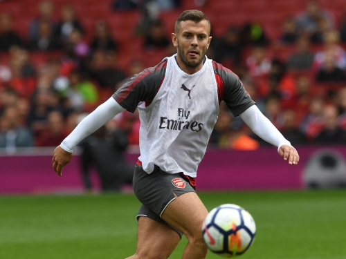 Jack Wilshere makes positive Arsenal return but his future remains uncertain after broken leg