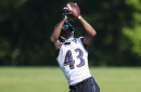 Tracking the Ravens training camp updates, 8/15