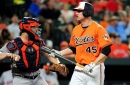 The Orioles would be better off with Mark Trumbo on the bench
