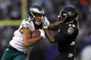 Buffalo Bills injury roundup: Jordan Matthews to miss game Thursday