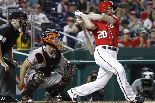Washington Nationals' Howie Kendrick gets the glory with walk-off grand slam, but Daniel Murphy made things happen...