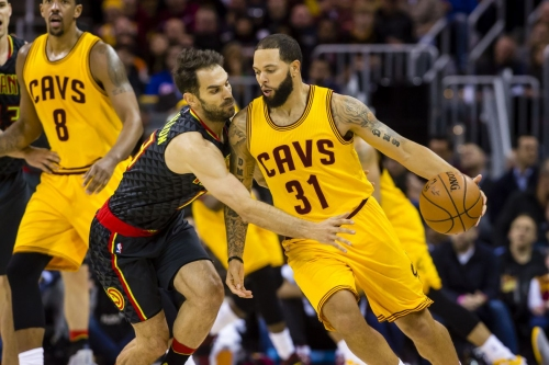 It doesn't sound like Deron Williams loved his Cavaliers tenure