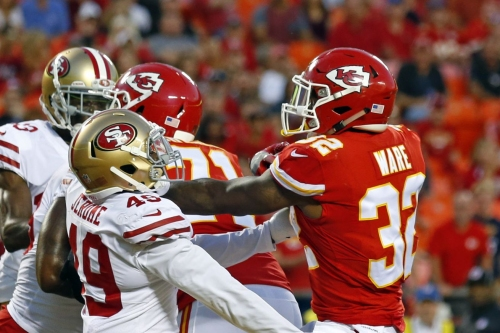 Chiefs explain why they were more focused on passing, not running in preseason opener