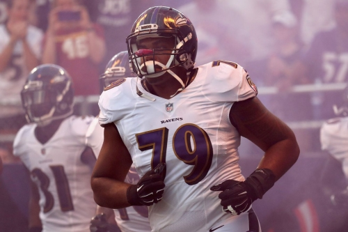 Ravens training camp attendance report, 8/15