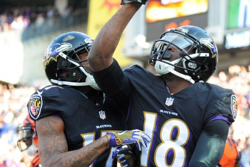 "Harbaugh on Perriman injury, ""Nothing's changed with Breshad,"""