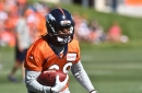 When will Jamaal Charles make his Broncos debut?