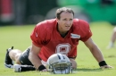 Saints giving tight end John Phillips chance to impress as long snapper