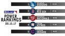 Red Sox Move Up To #2 In Week's MLB Power Rankings