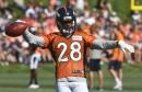 Jamaal Charles will make preseason debut for Broncos in Week 3