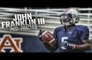 'Last Chance U' star John Franklin III to transfer from Auburn