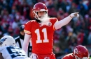 """Alex Smith's agent says, """"He's as tough as an old boot"""""""