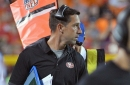 Kyle Shanahan talks Aaron Lynch health, punt returners, joint practices with Broncos