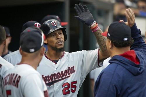 Don't give up on Byron Buxton